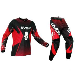 Kit Calça + Camisa IMS Start 16