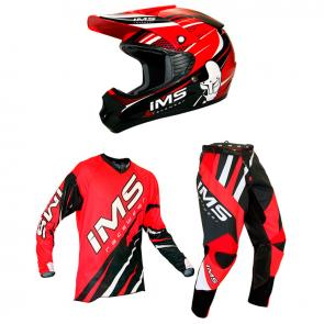 Kit Equipamento Motocross IMS Action