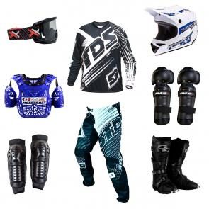 Kit Equipamento Motocross Ready