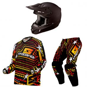 Kit Equipamento Solid Racing