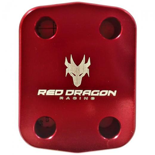 Abra�adeira de Eixo Dianteiro Red Dragon CRF230