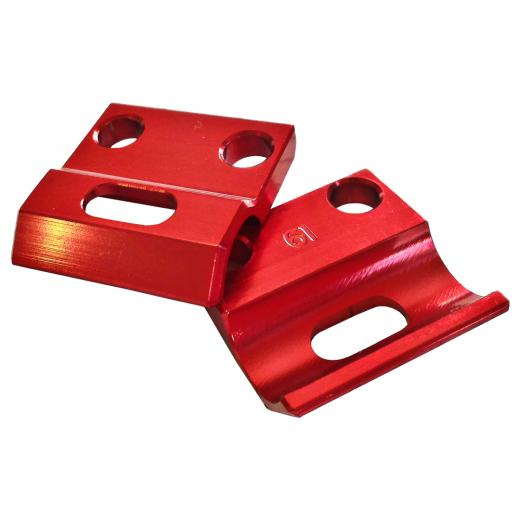 Abra�adeira de Freio Flex�vel Red Dragon CRF230