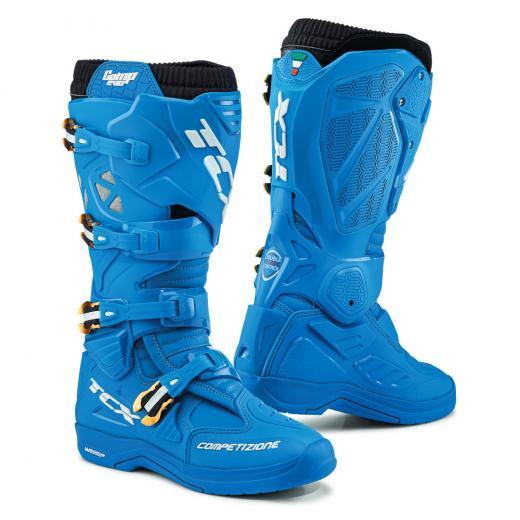 Bota TCX Comp Evo Michelin Azul