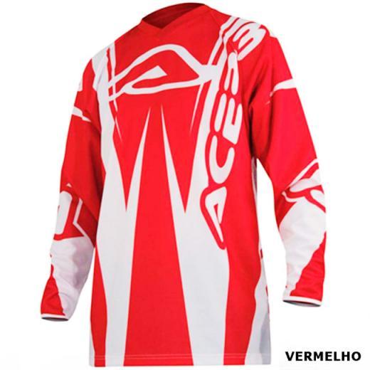 Camisa Acerbis Motobrand