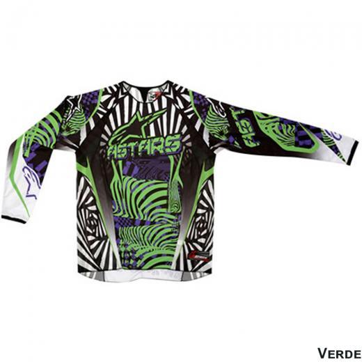 Camisa Alpinestars Charger - Somente P