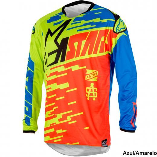 Camisa Alpinestars Racer Braap