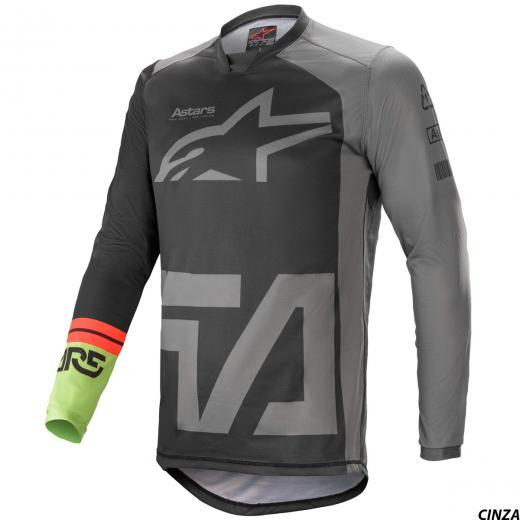 Camisa Alpinestars Racer Compass 2021