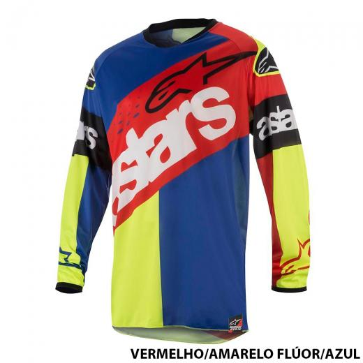 Camisa Alpinestars Racer Flagship