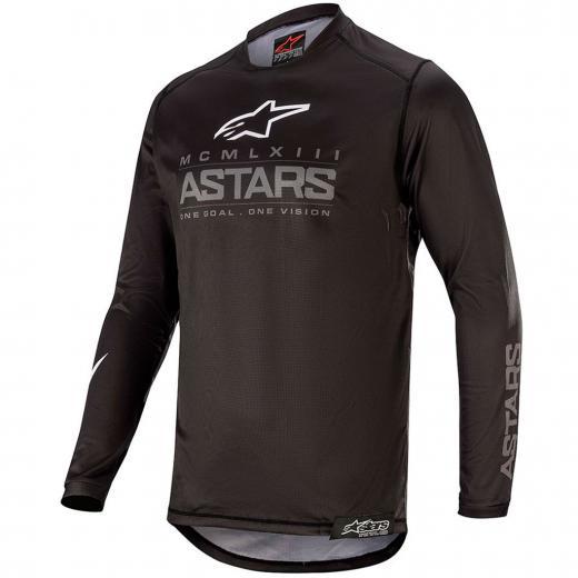 Camisa Alpinestars Racer Graphite 2020