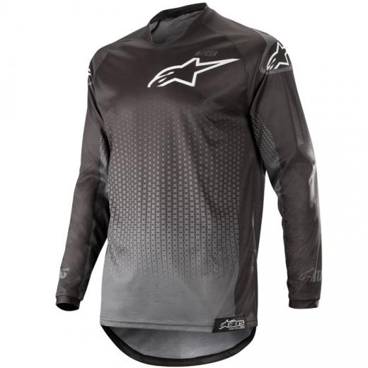 Camisa Alpinestars Racer Graphite