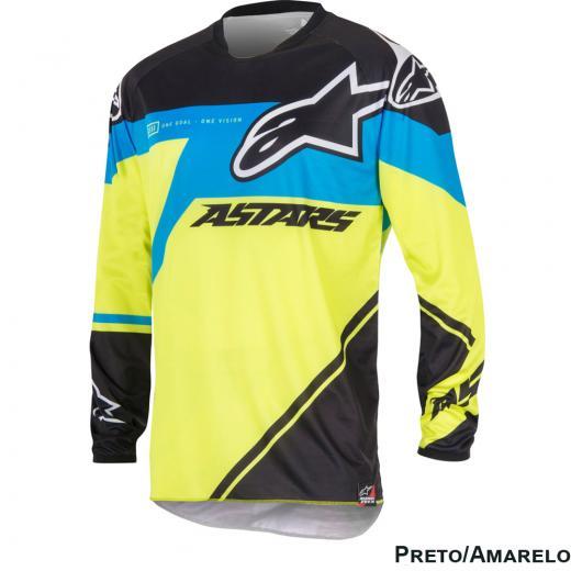 Camisa Alpinestars Racer Supermatic 16