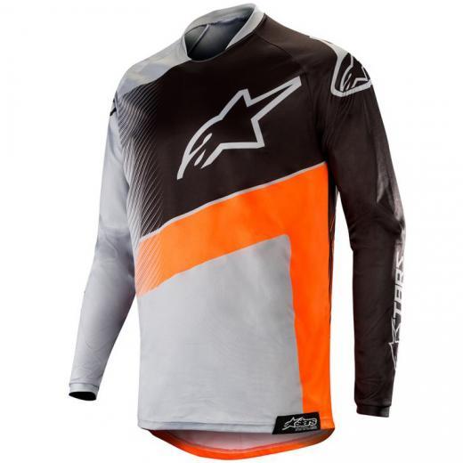 Camisa Alpinestars Racer Supermatic 19
