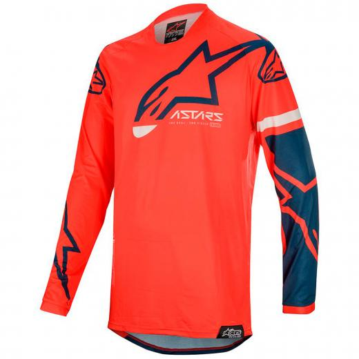 Camisa Alpinestars Racer Tech Compass 2020