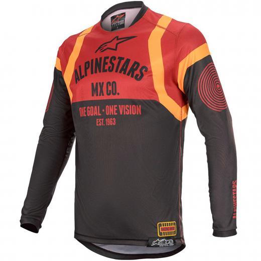 Camisa Alpinestars Racer Tech Flagship 2020