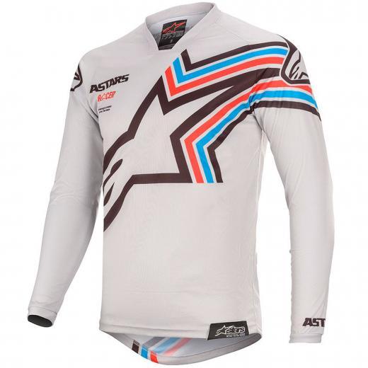 Camisa Alpinestars Racer Braap 2020