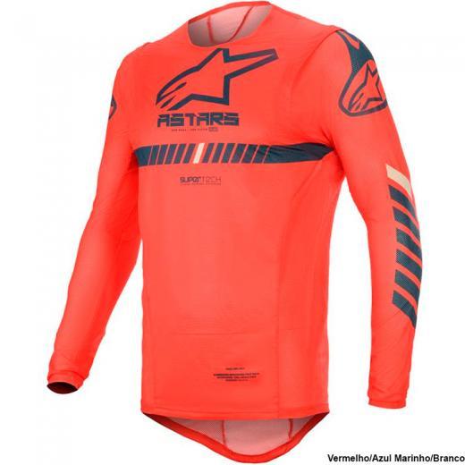 Camisa Alpinestars Supertech