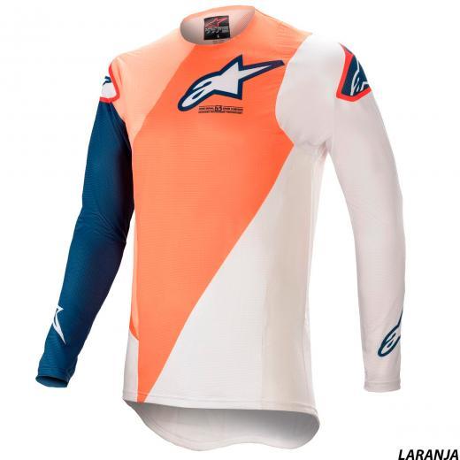 Camisa Alpinestars Supertech Blaze 2021