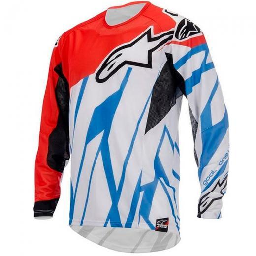 Camisa Alpinestars Techstar