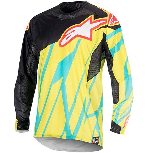 Camisa Alpinestars Techstar Eli Tomac