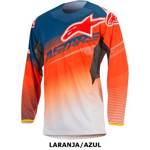 Camisa Alpinestars Techstar Factory 17