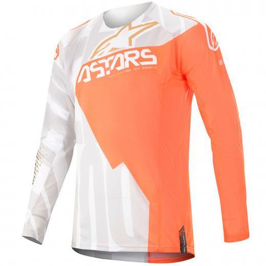 Camisa Alpinestars Techstar Factory Metal 2020