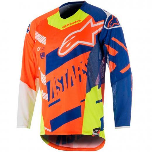 Camisa Alpinestars Techstar Screamer
