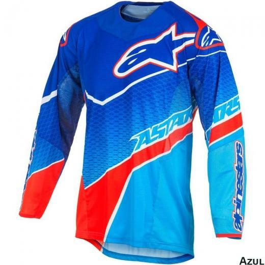Camisa Alpinestars Techstar Venom Edi��o Limitada