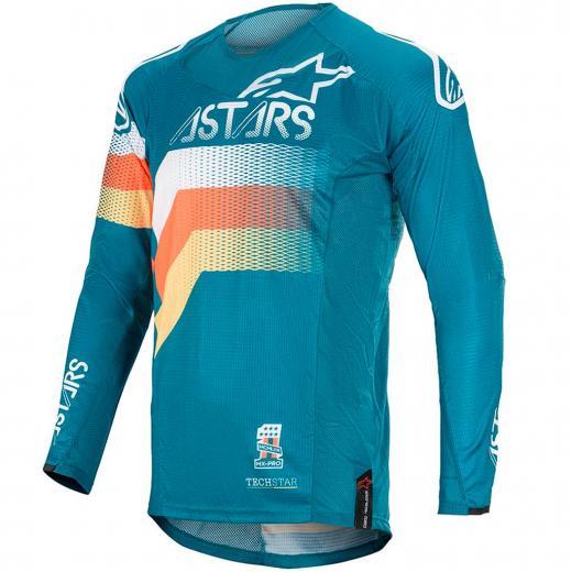 Camisa Alpinestars Techstar Venom 2020