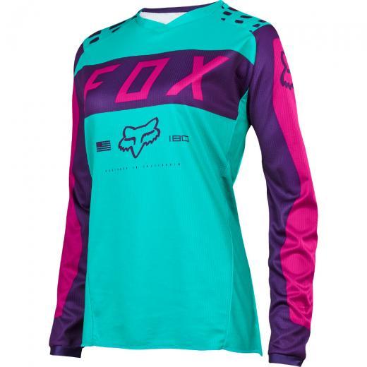 f4faf82ea Camisa Feminina Fox 180 17 - MX Parts