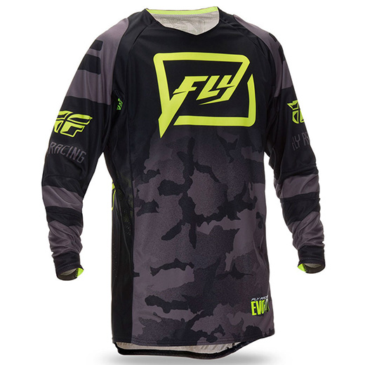 Camisa Fly Evolution Code 2.0