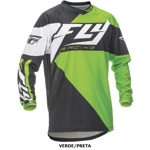 Camisa Fly F-16 2016