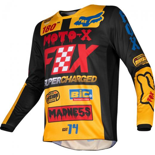 Camisa Fox 180 Czar