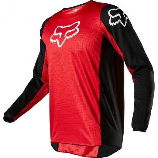 Camisa Fox 180 Prix 2020 Vermelho