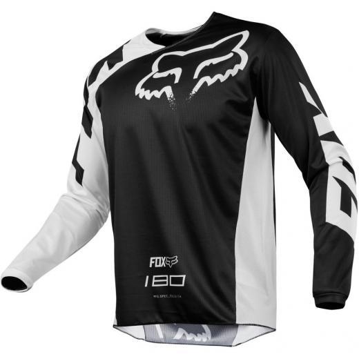 Camisa Fox 180 Race 18