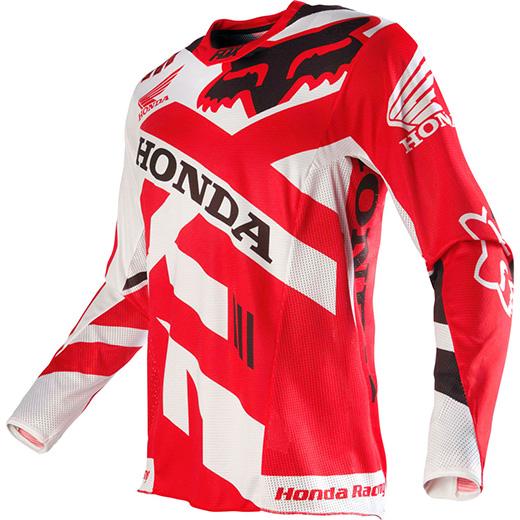 Camisa Fox 360 Honda