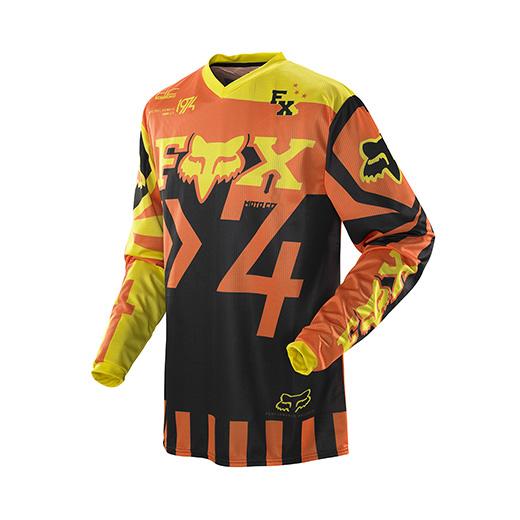 Camisa Fox Anthem 2014