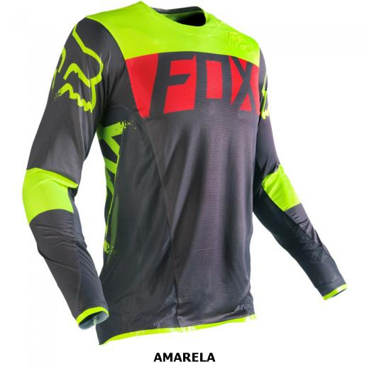 Camisa Fox FlexAir Libra