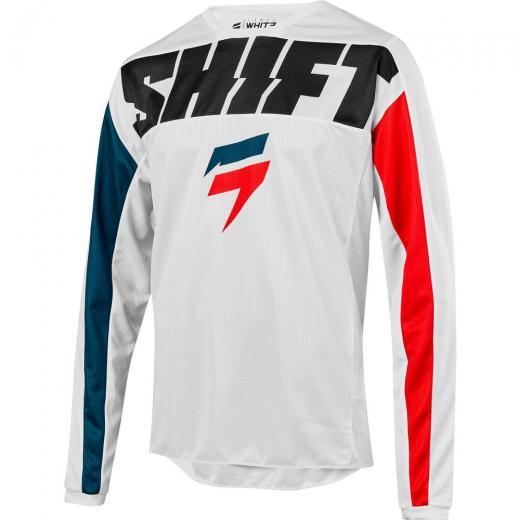 Camisa Shift White York