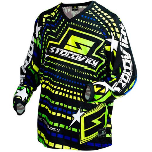 Camisa Stocovich Racing Fluor BR