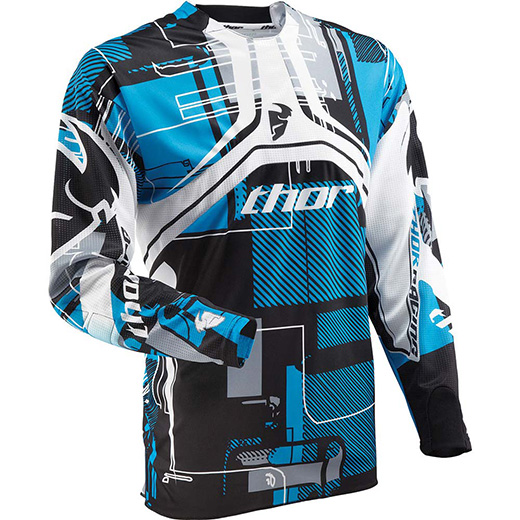 Camisa Thor Flux Circuit