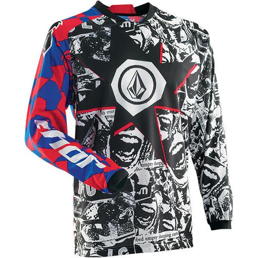 Camisa Thor Phase Volcom 2014