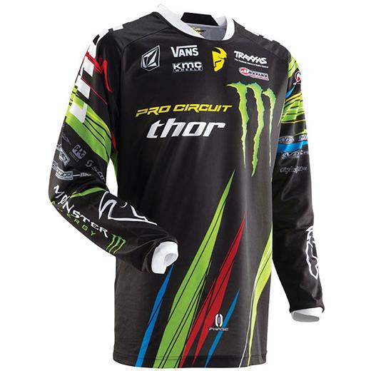 Camisa Thor Phase 2014 Pro Circuit