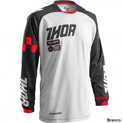 Camisa Thor Phase Ramble