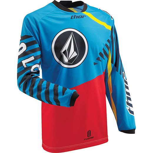 Camisa Thor Phase Volcom