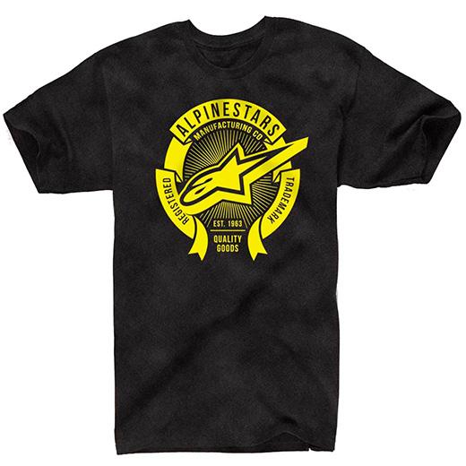 Camiseta Alpinestars Pioneer Mock Twist