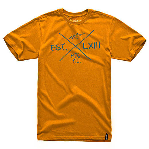 Camiseta Alpinestars Was Written Tee