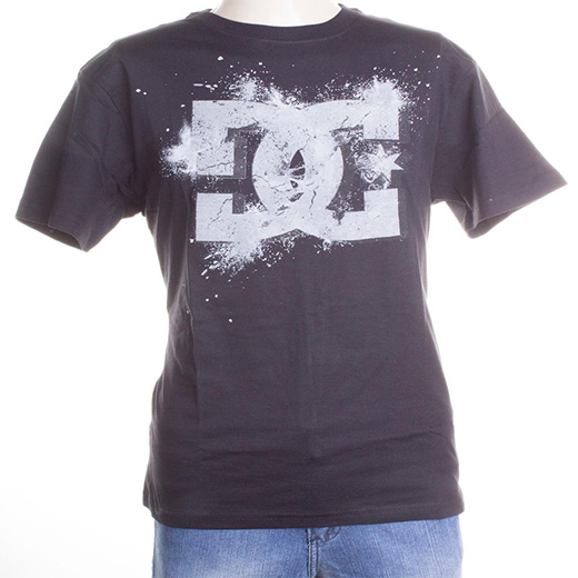 Camiseta DC Cracked