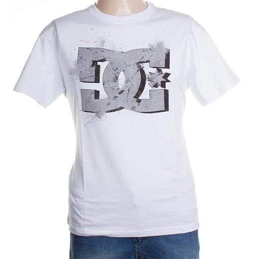 Camiseta DC Cracked