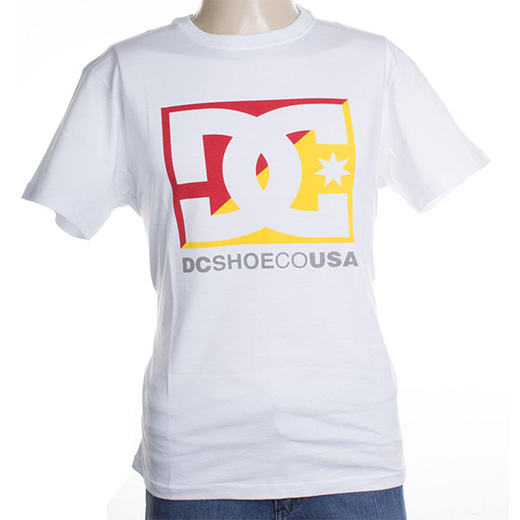Camiseta DC Cross