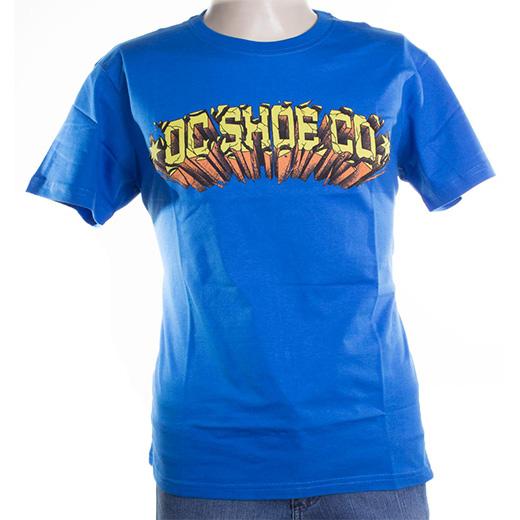 Camiseta DC Launch